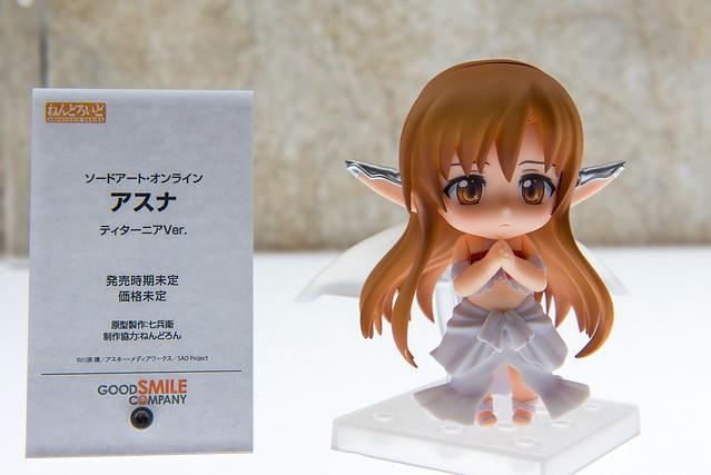 Nendoroid Asuna: Titania version