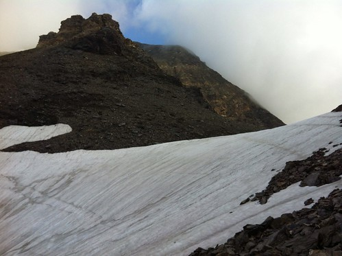 Aufstieg Wilde Kreuzspitze 3.132m