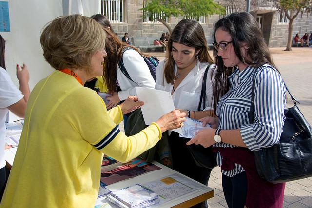 La ULPGC organiza una Jornada de Puertas Abiertas para los futuros estudiantes universitarios