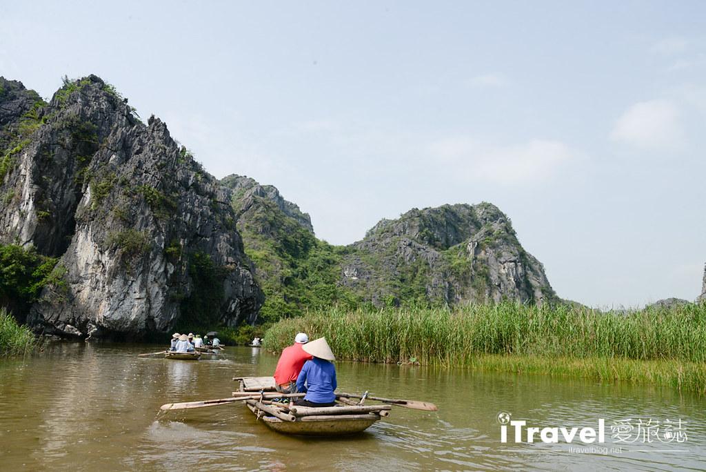 越南宁平游船 Van Long Nature Reserve (20)