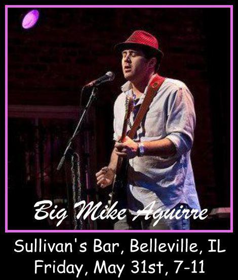 Big Mike Aguirre 5-31-13
