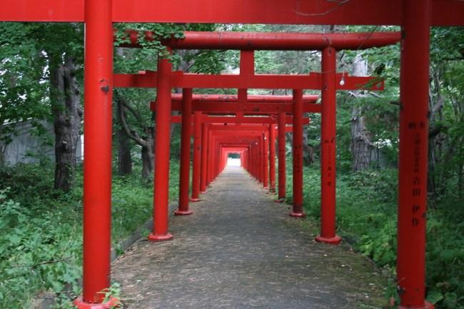 IMG_2549_札幌市-伏見稲荷神社_old-shrine_hokkaido_japan