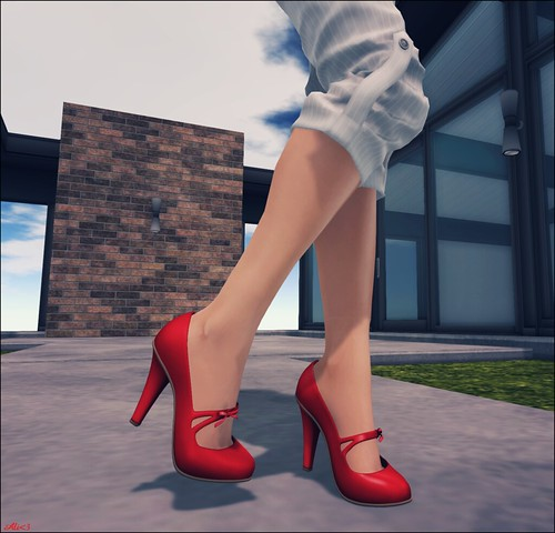 Style - Good shoes take you good places