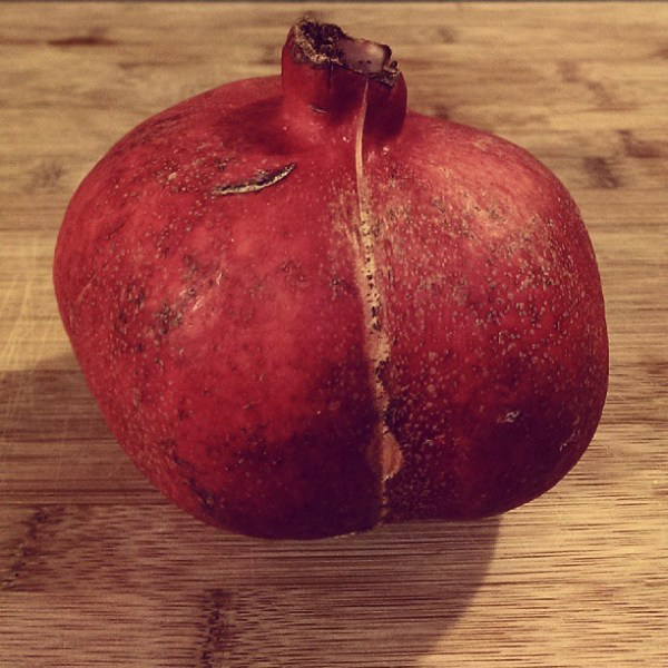Pomegranate season