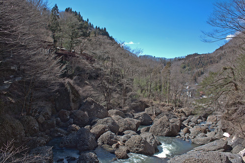 Around Fukuroda waterfall - HDR