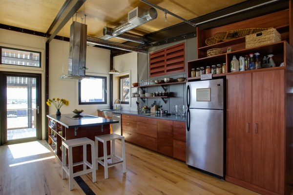 SD2013: Middlebury College Kitchen