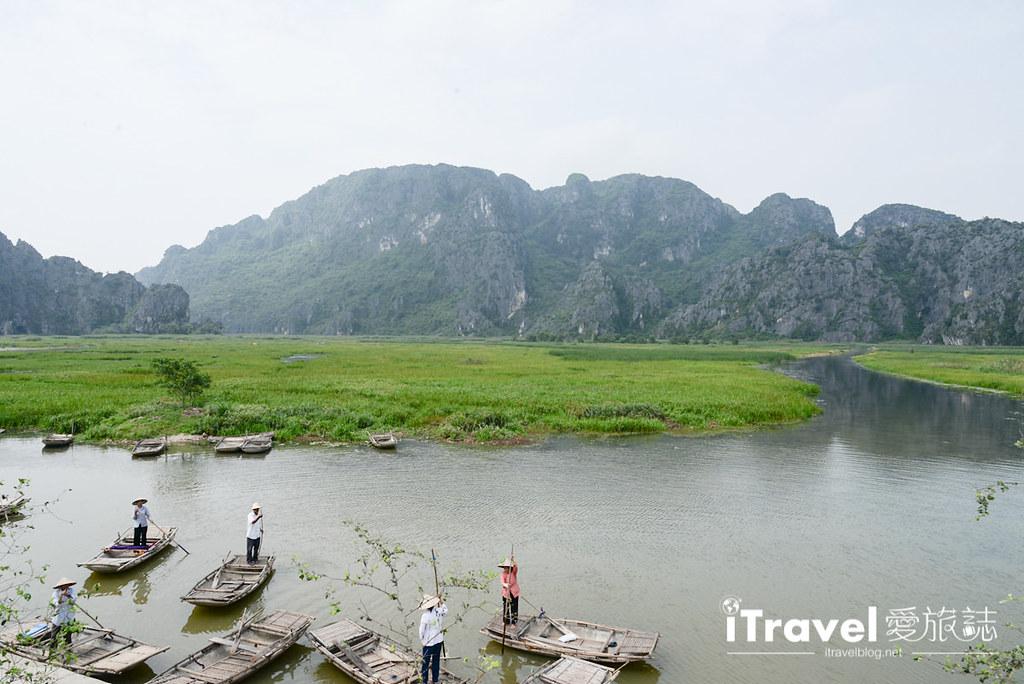 越南宁平游船 Van Long Nature Reserve (9)