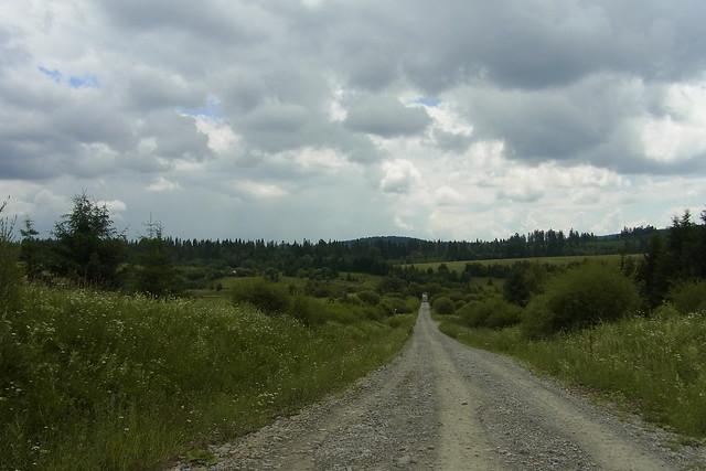 Ostkarpaten Polen