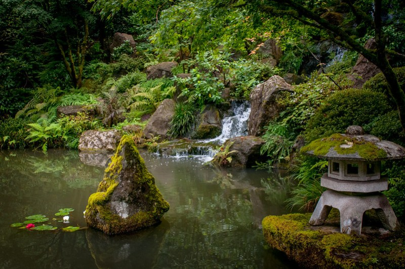 Portland Japanese Garden-11