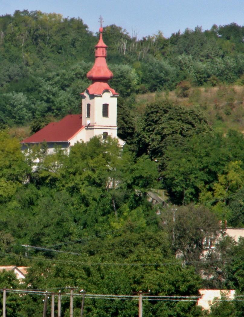 Kostol v Čelároch dnes
