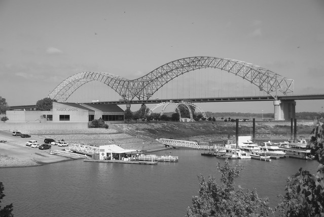 Memphis River Bridge