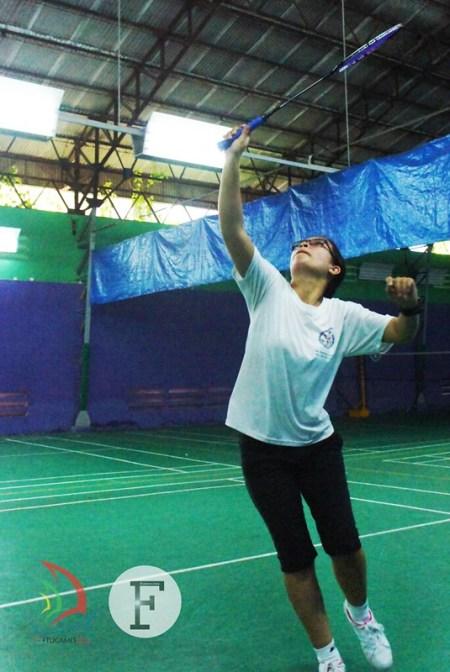 Cầu lông khép lại vòng loại thi đấu đơn