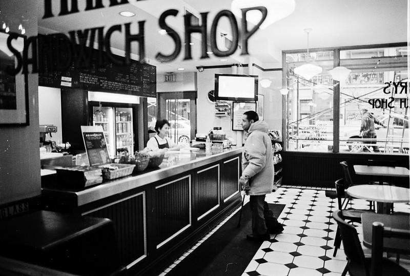 Sammich Shop