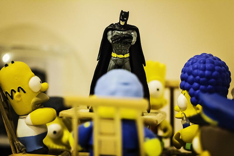Batman is Unimpressed #3