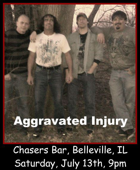 aggravated injury 7-13-13