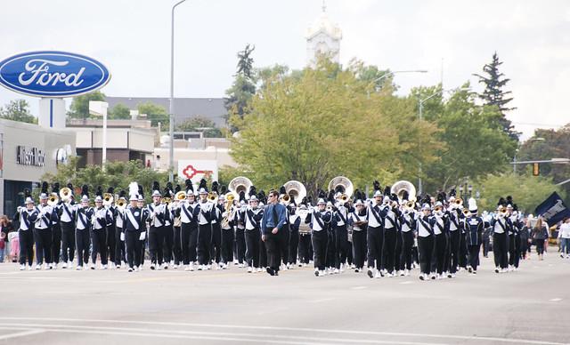 Homecoming Parade 2