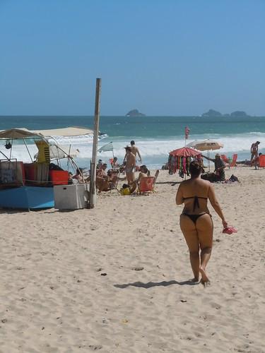 The Famous Brazillian Bikini Bottoms, Ipanema