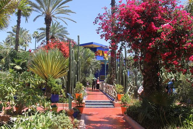 El Jardín Majorelle