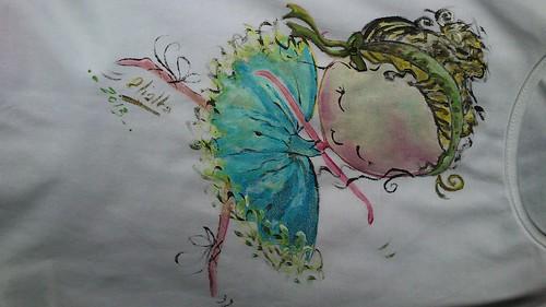 bailarina para Minerva by alialba