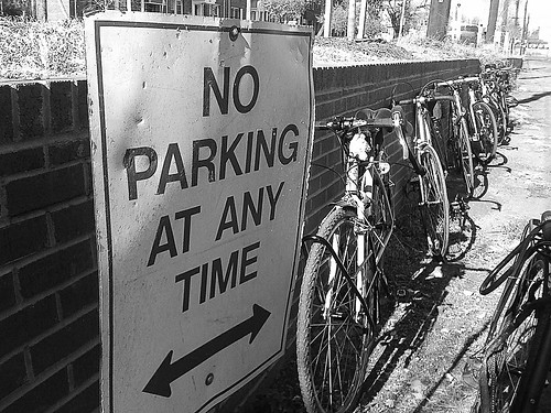 No Parking / All the Time