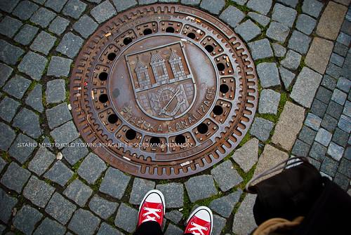 in Prague...second visit