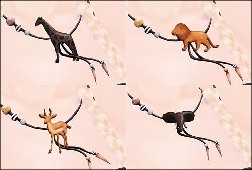 The Liaison Collaborative - Boutique - Safari -  Half Deer