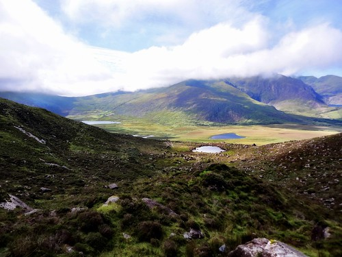 Conor Pass, Dingle by SpatzMe