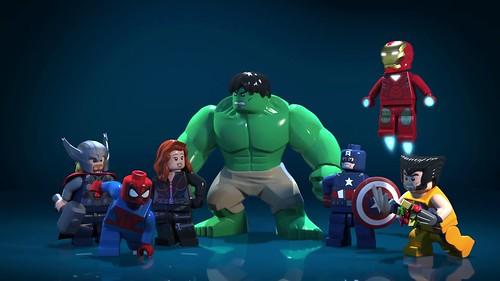 LEGO Marvel Super Heroes Maximum Overload 02