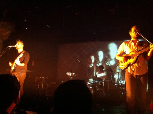 Torches at the Echoplex