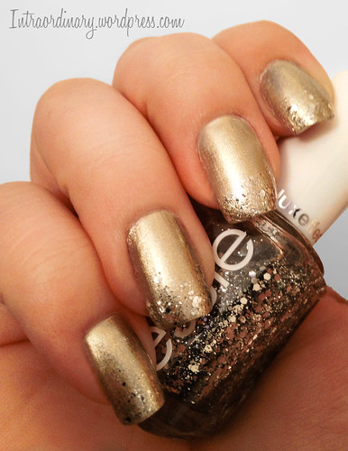 Champagne Nails by intraordinary