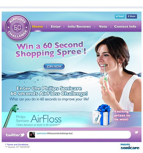 Philips Sonicare AirFloss, Singapore Lifestyle Blog, nadnut, Philips Sonicare Airfloss 60 Second Challenge, Gum care, Tooth care, Dental care, flossing, Philips Sonicare AirFloss contest