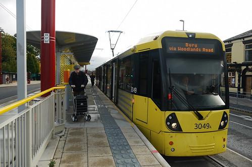 Droylsden station