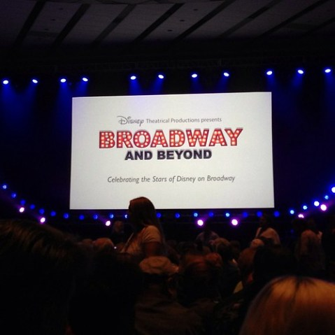 Stage 23のBroadway and Beyondで本日は締め。