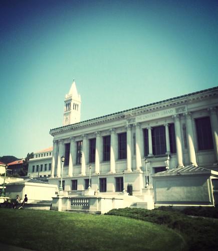 Cal: University of California, Berkeley by @lakitalki