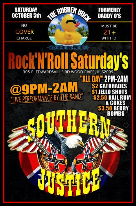 Southern Justice 10-5-13