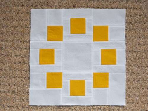 Simply Solids Bee - Carmine - November