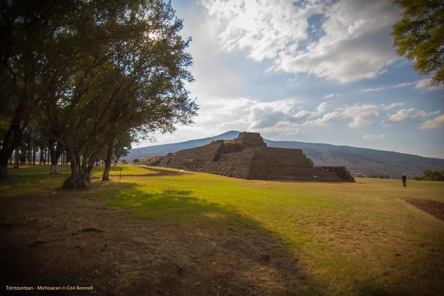 The Pyramids of Tzintzuntzan