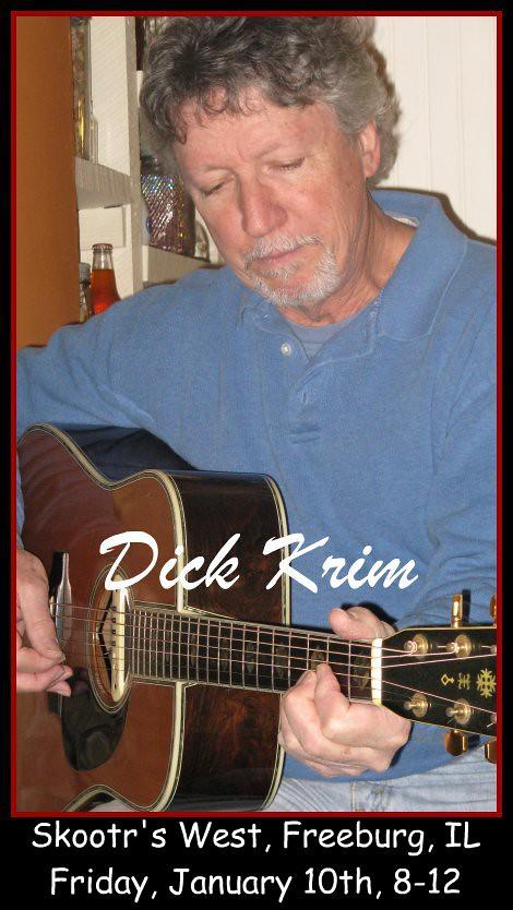 Dick Krim 1-10-14