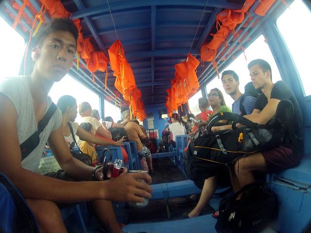 Boracay boat
