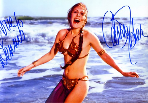 073-Carrie Fisher-Princess Leia