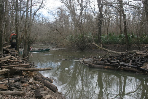 Canoe beyond #15