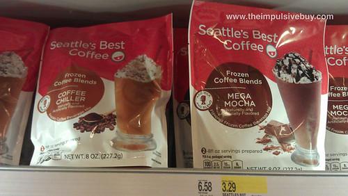 Seattle's Best Coffee Frozen Coffee Blends