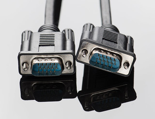 VGA Cable - 1.5m long, on Flickr