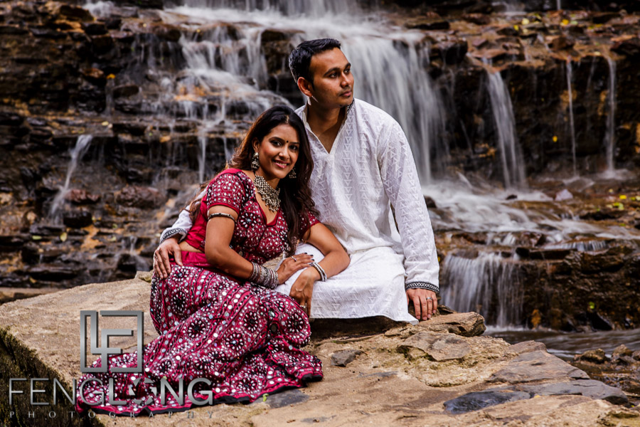 Atlanta Indian Pre-Wedding Photography