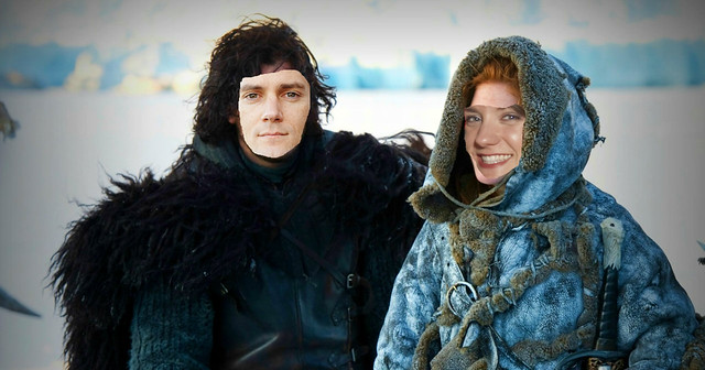 Game of Thrones Marci and Joe
