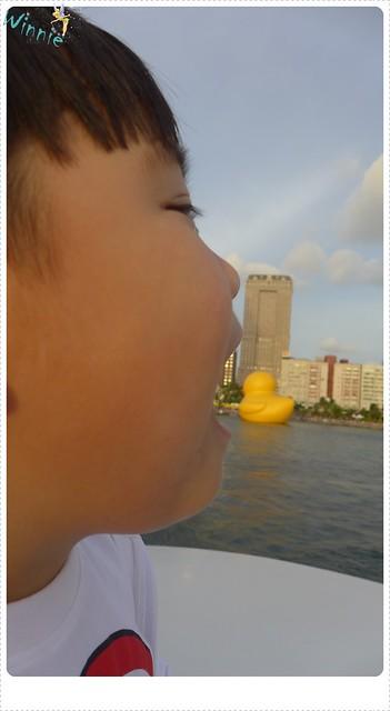 [遊記-高雄] 風迷全球 席捲高雄 搭乘皇室遊艇來賞小鴨鴨囉!! @ 後青春期的詩 維妮的小世界 :: 痞客邦