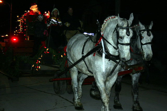 2013 Stirling Santa Claus Parade_9190