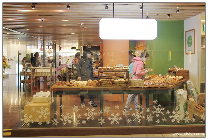 桃園,美食,野上,麵包 @VIVIYU小世界