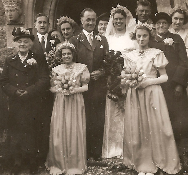 Wedding Family Group
