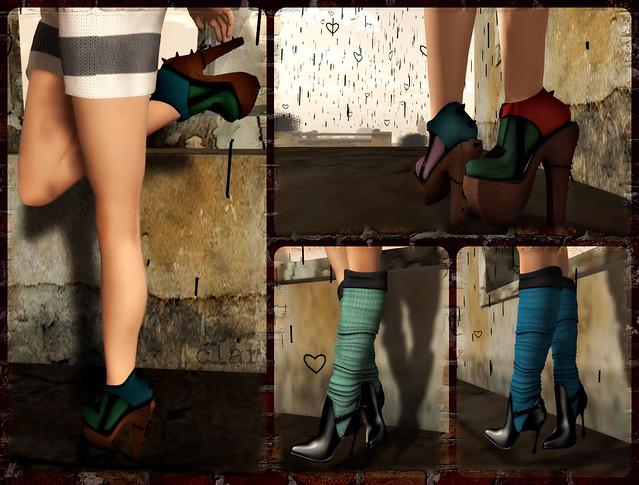LoL Reef Colors Fair Shoes